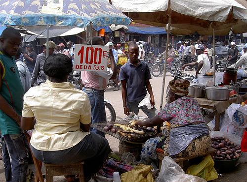 """Douala"" par Alexandre FERNANDEZ via Flickr, CC BY-NC-SA 2.0"